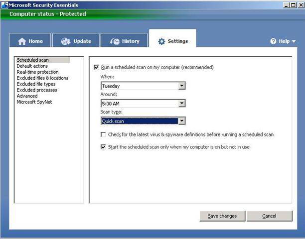 Microsoft lansează Security Essentials