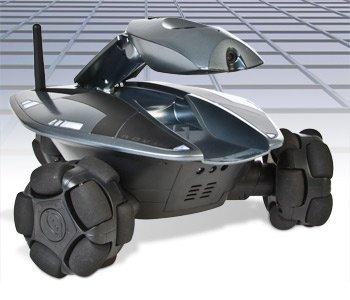Rovio WiFi Robot -aproape SF