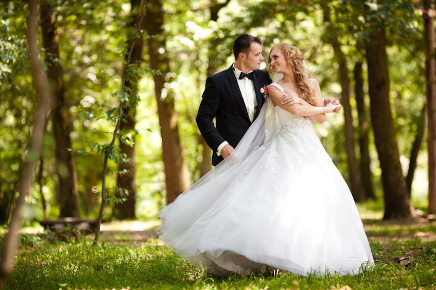 Nunta este un moment unic