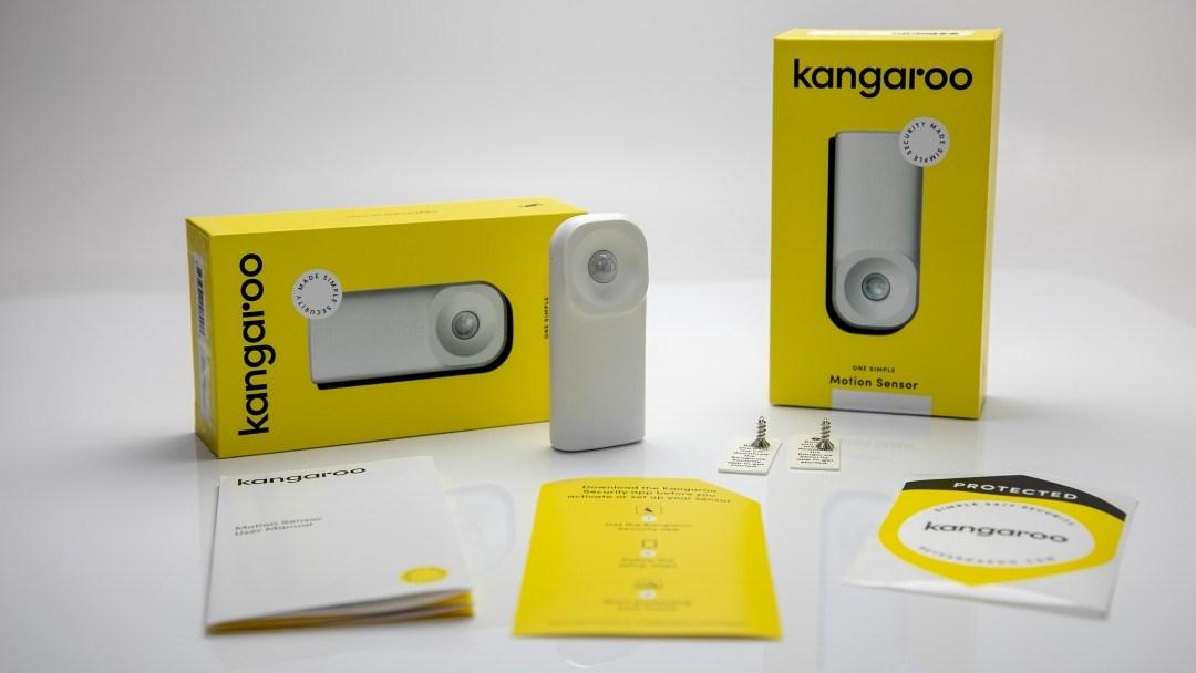 Kangaroo Motion Sensor