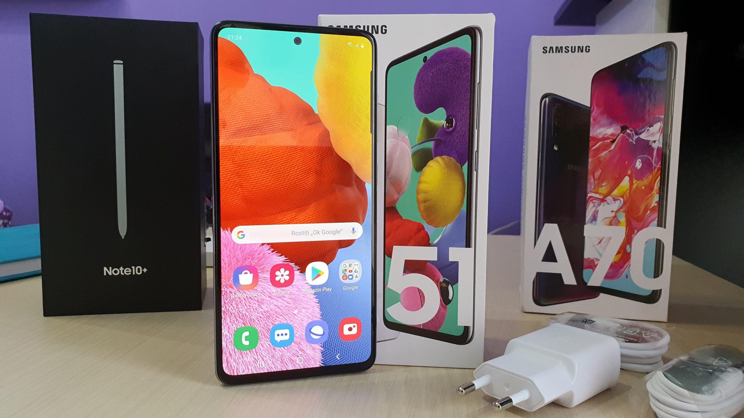 Care sunt avantajele telefoanelor Samsung?