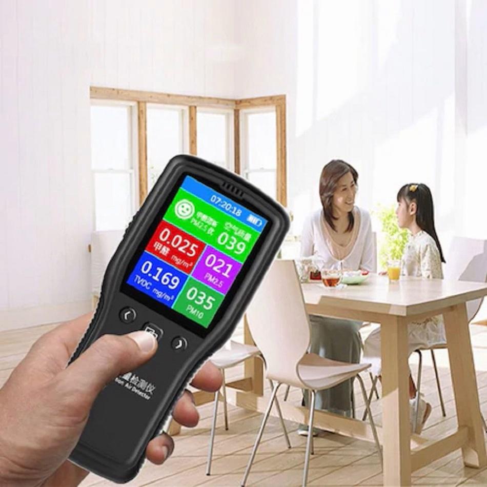 Ce aplicatii pentru masurarea calitatii aerului sunt utile?